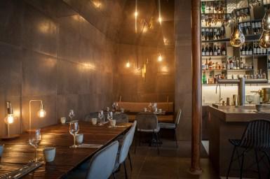 """Paris, France. Le 24/09/18. Photos d'ambiance du nouveau restaurant parisien """"Ensemble"""", restaurant de Tapas ˆ partager."""