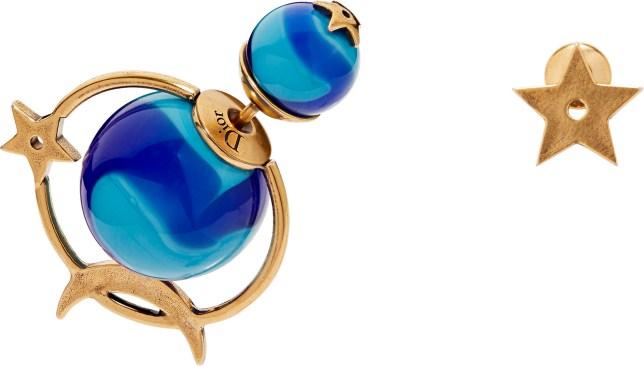 Dior Tribales Astre Lunaire Bleue Azur