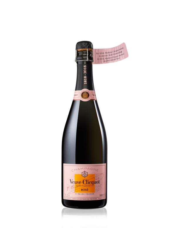 VCP - Rosé Non Vintage édition limitée © Veuve Clicquot