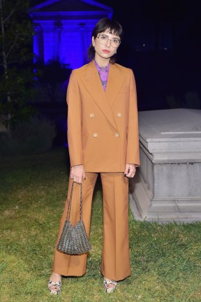 HOLLYWOOD, CA - NOVEMBER 02: Olivia Rosenberg attends Gucci Guilty Launch Party at Hollywood Forever on November 2, 2018 in Hollywood, California. (Photo by Stefanie Keenan/Getty Images for GUCCI)
