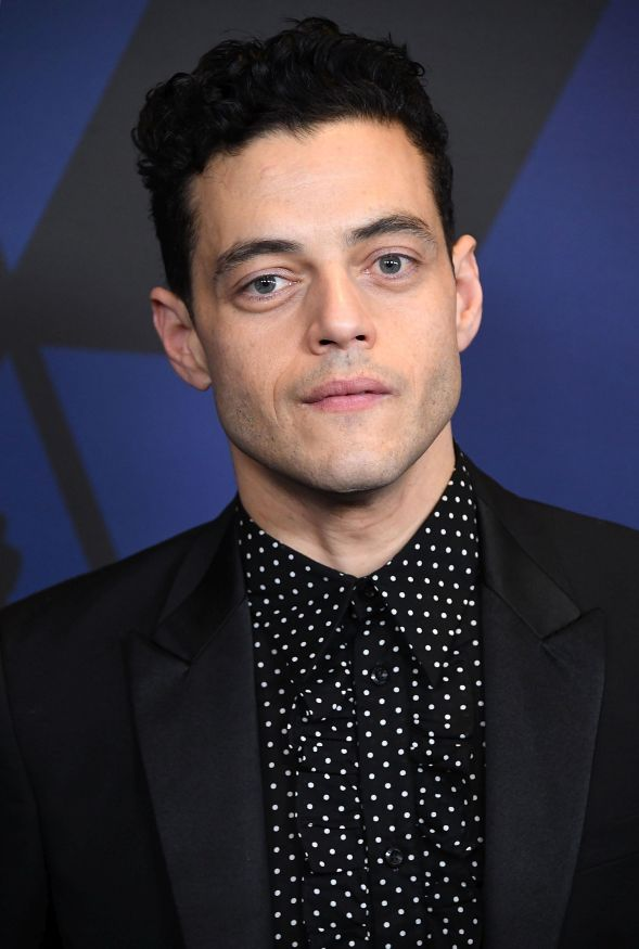HOLLYWOOD, CA - NOVEMBER 18: Rami Malek arrives at the Academy Of Motion Picture Arts And Sciences' 10th Annual Governors Awards at The Ray Dolby Ballroom at Hollywood & Highland Center on November 18, 2018 in Hollywood, California. (Photo by Steve Granitz/WireImage)