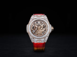Bang Meca-10 Nicky Jam in King Gold High Jewelry