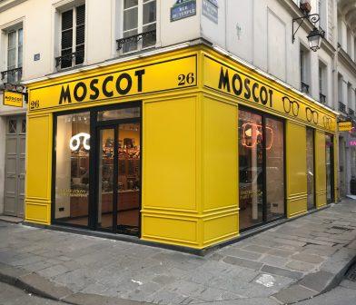 MOSCOT PARIS EXTERIOR