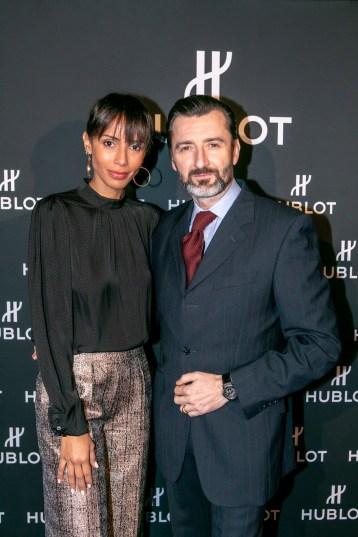 Sonia Rolland & Benoit Lecigne