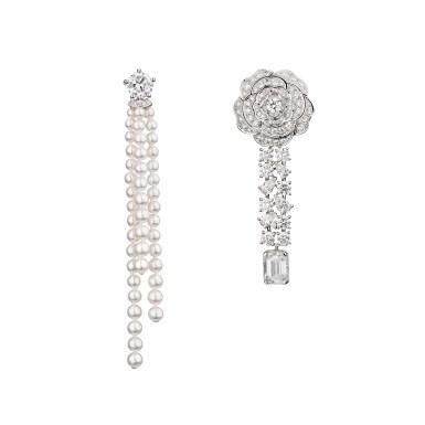 Contraste-Blanc-earrings-J63583