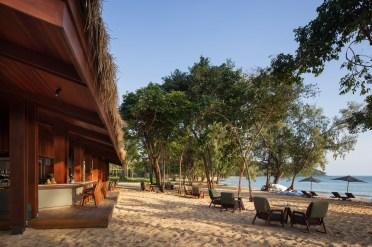 Alila Villas Koh Russey - Dining - Beach Shack 02