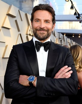 HOLLYWOOD, CALIFORNIA - FEBRUARY 24: Bradley Cooper attends the 91st Annual Academy Awards at Hollywood and Highland on February 24, 2019 in Hollywood, California. (Photo by Kevork Djansezian/Getty Images)
