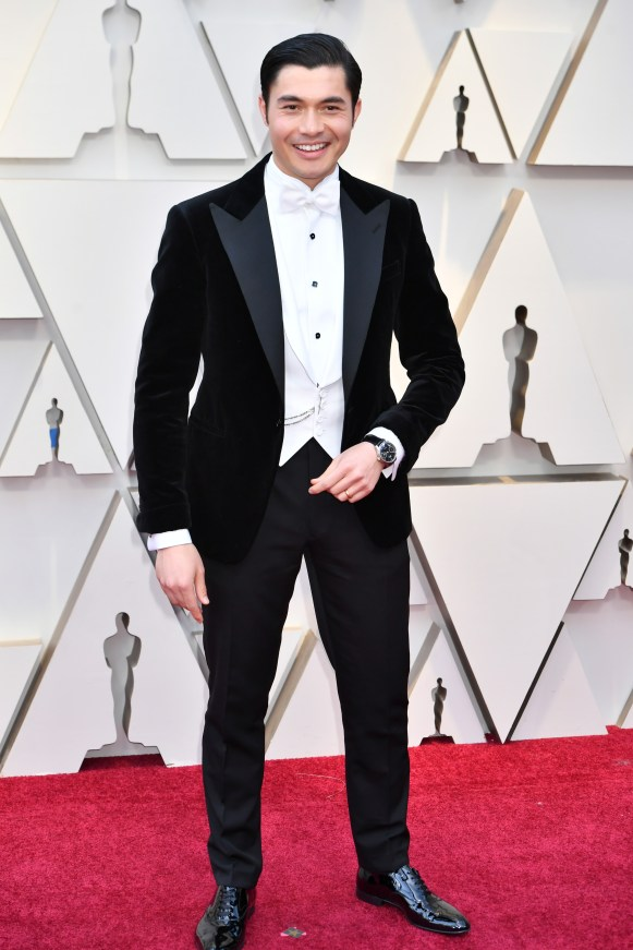 HOLLYWOOD, CA - FEBRUARY 24: Henry Golding attends the 91st Annual Academy Awards at Hollywood and Highland on February 24, 2019 in Hollywood, California. (Photo by Jeff Kravitz/FilmMagic)