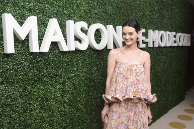 Lydia Hearts attends MAISON-DE-MODE.COM Sustainable Style Gala at Sunset Tower on February 23, 2019 in Los Angeles_2