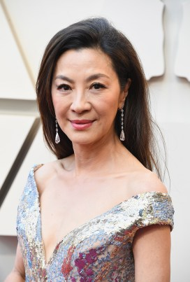 HOLLYWOOD, CA - FEBRUARY 24: Michelle Yeoh attends the 91st Annual Academy Awards at Hollywood and Highland on February 24, 2019 in Hollywood, California. (Photo by Steve Granitz/WireImage)