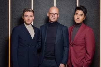 Richard Madden, Mark Langer, Mark Chao