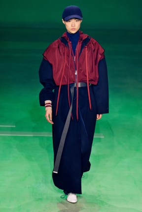 LACOSTE AW19_LOOK 53 by Yanis Vlamos