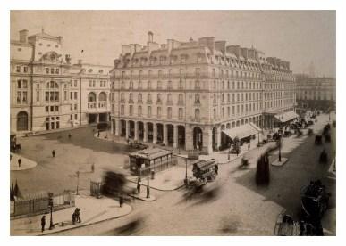 1890 AGE DOR DE LHOTEL TERMINUS
