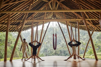 19. Anti Gravity Yoga