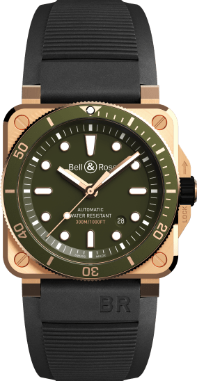 BR03-92-Diver-Bronze-Green_Face_rubber