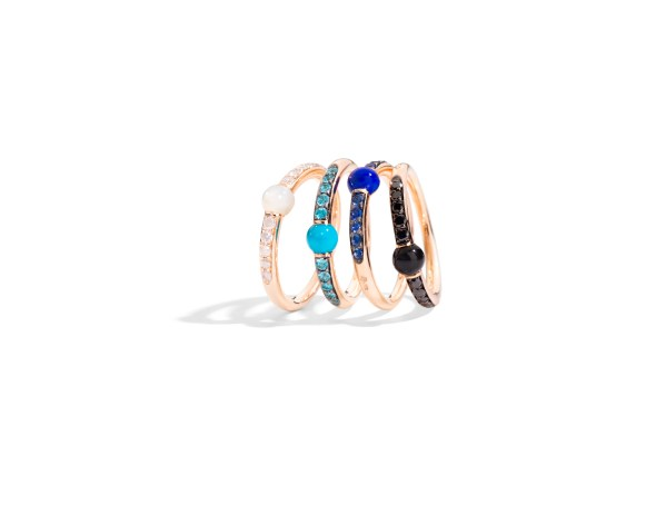 M'ama Non M'ama rings with mineral gems by Pomellato (3)