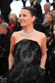 "CANNES, FRANCE - MAY 17: Virginie Ledoyen attends the screening of ""Pain And Glory (Dolor Y Gloria/Douleur Et Gloire)"" during the 72nd annual Cannes Film Festival on May 17, 2019 in Cannes, France. (Photo by Gisela Schober/Getty Images)"