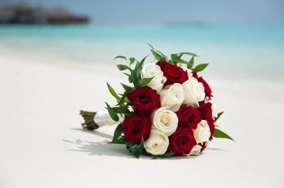 Anantara Kihavah - Wedding Bouquet