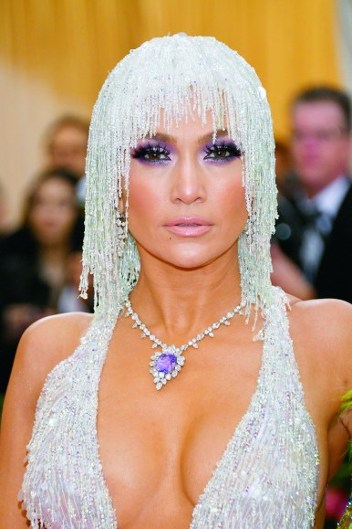 NEW YORK, NEW YORK - MAY 06: Jennifer Lopez attends The 2019 Met Gala Celebrating Camp: Notes on Fashion at Metropolitan Museum of Art on May 06, 2019 in New York City. (Photo by Dia Dipasupil/FilmMagic)