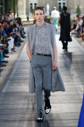 Berluti Summer 2020 Look 10