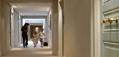 RFH Hotel de Russie - FAMILY PACKAGE commun area
