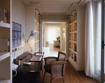 RFH Hotel de Russie - ROOMS Nijinsky Suite Library