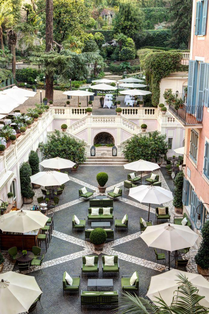 RFH Hotel de Russie - Secret Garden New