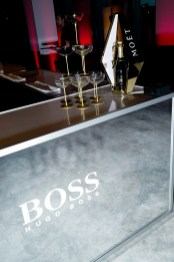 Moët & Chandon, Hugo Boss