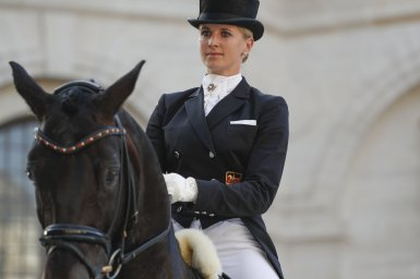 Jessica Von Bredow-Werndl, during the Chantilly Art & Elegance Richard Mille 2019 at Chantilly, june 29 to 30 , France - Photo Frédéric Le Floc'h / DPPI