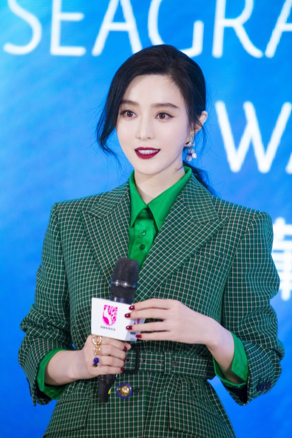 Fan Bingbing in Givenchy (2)