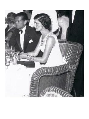 Gabriel Chanel et Lifar 1933