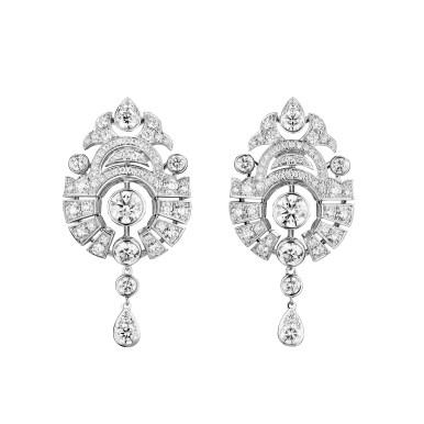 Motif Russe earrings J63796