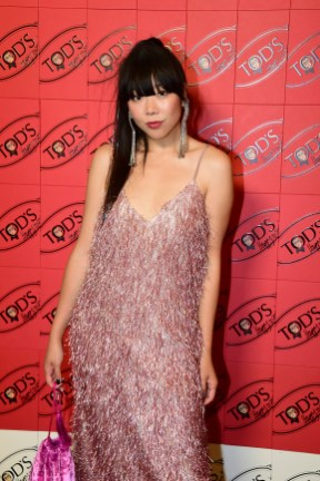 PARIS, FRANCE - JULY 02: Susanna Lau attends Tod's X Alber Elbaz Happy Moments at Yoyo Palais De Tokyo on July 02, 2019 in Paris, France. (Photo by Anthony Ghnassia/WireImage)