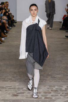 Moohong Ready To Wear Spring Summer 2020 Collection Paris Fashion Week