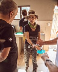 Petronel Nieuwoudt founder of Care For Wild Rhino Sanctuary