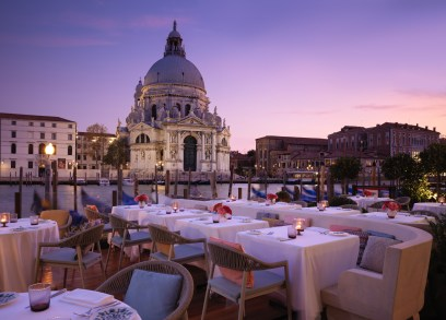 The St. Regis Venice - Gio's Terrace_dusk_ph.Niall_Clutton