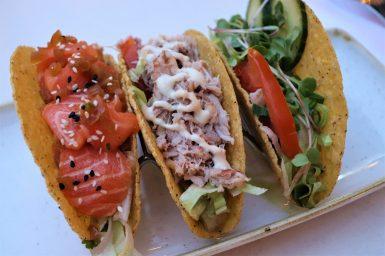 Tacos au crabe
