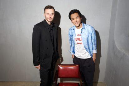 Kris Van Assche & Eddie Peng