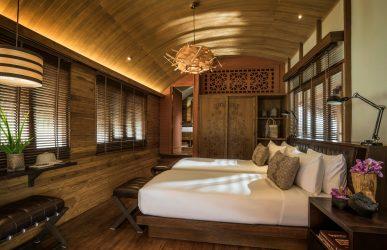 Mekong Kingdoms Gypsy - Twin Bedroom