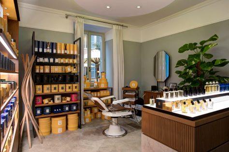 RFH Hotel de Russie - Aqua di Palma Barber Shop 0489 JG Dec 19