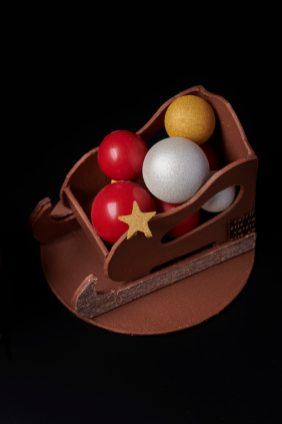sujet en chocolat 7