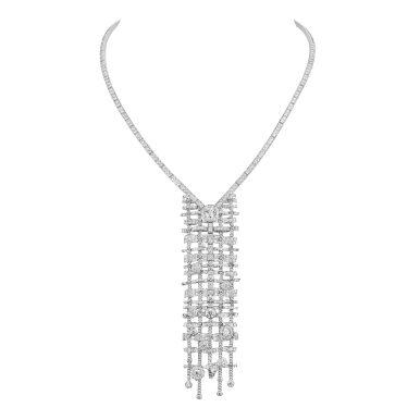 Tweed Brode Necklace-hd