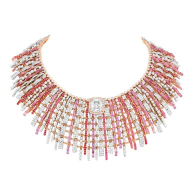 Tweed Couture Necklace-hd