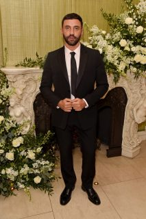 LONDON, ENGLAND - FEBRUARY 02: Riccardo Tisci attends the British Vogue and Tiffany & Co. Fashion and Film Party at Annabel's on February 2, 2020 in London, England. (Photo by David M. Benett/Dave Benett/Getty Images)