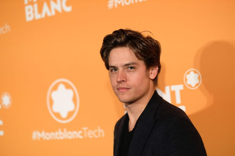 NEW YORK, NEW YORK - MARCH 10: Dylan Sprouse attends as Montblanc celebrates the launch of MB 01 Headphones & Summit 2+ at World of McIntosh on March 10, 2020 in New York City. (Photo by Dimitrios Kambouris/Getty Images for Montblanc)