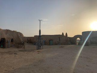 Tozeur Star Wars site