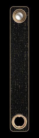 H6464 - MADEMOISELLE PRIVÉ BOUTON Perle - 02