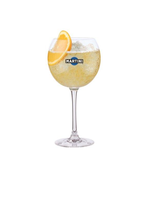 MARTINI - Aperitivo Sans Alcool - Floreale - cocktail