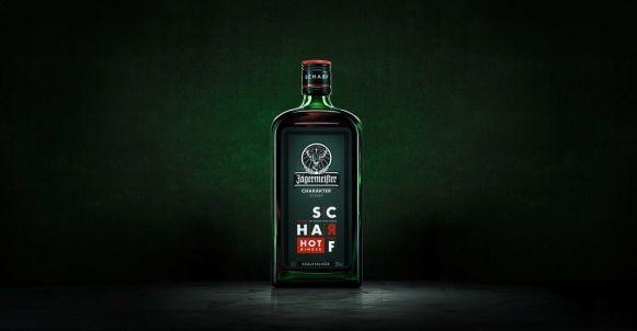 large-JM SCHARF INT Front Plain Label Single Bottle