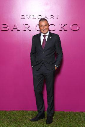 ROME, ITALY - SEPTEMBER 14: Jean-Christophe Babin attends Bulgari Barocco on September 14, 2020 in Rome, Italy. (Photo by Daniele Venturelli/Getty Images for Bulgari)